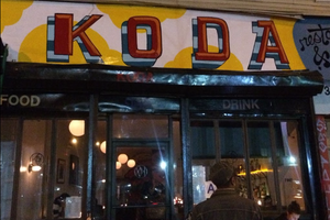 Koda: Close to Endless Happy Hour and Inexpensive Delicious Food
