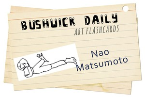 Artist FlashCards: Why Nao Matsumoto's Sculptures are Killer