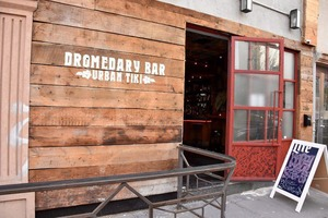 Neighborhood Noms: Stuff Your Face at Dromedary Bar's 4th of July Burger-Eating Contest