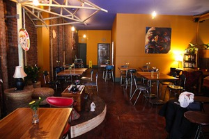 Bunna Café Premieres their Gorgeous New Space; Still Awaits Liquor License