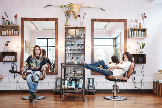 Bushwick's Hair Salon Pickthorn Will Tour 8 Cities Giving Makeovers to Musicians