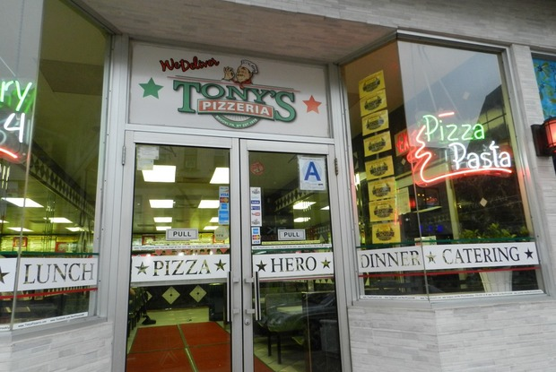 Poll Results: The Best Pizza in Bushwick Is Tony's Pizzeria!
