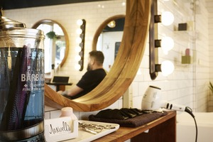 Stay Groomed at Bushwick's Chic New Hair Shop, Maxwell's for Hair