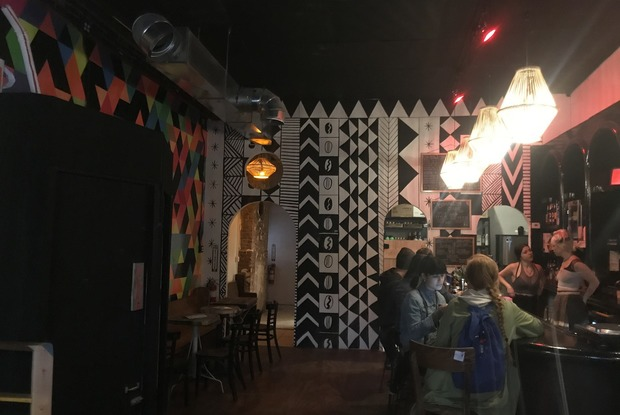 Secret Project Robot Celebrates Their New Location With a Party But No Art...Yet