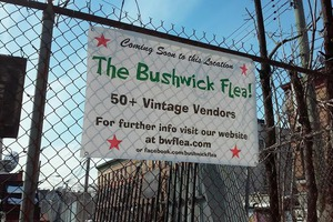 Move Over Brooklyn Flea, Bushwick is Getting Its Own Outdoor Flea Market