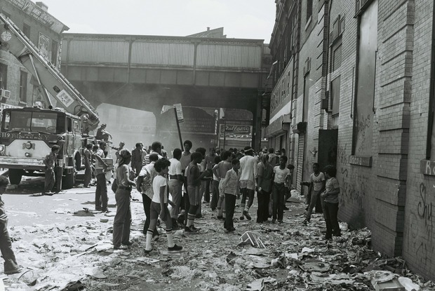 Local Historian Who Experienced the 1977 Blackout and Fire Explains How it Changed Bushwick Forever