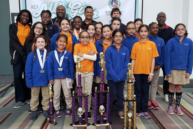 Bed-Stuy's Eighth Grade Girls Excel at National Chess Championships and Win Second Place