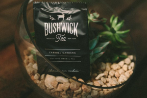 Slurp Bushwick Tea, Organic Whole-Leaf Tea Named After Our Neighborhood