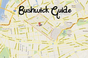We Are Introducing the Bushwick Guide