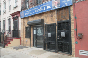 Big Real Estate Investors Buy a Bushwick Building Where Anti-Gentrification Councilman Espinal Works