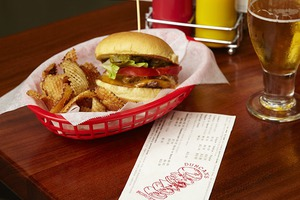 Satisfy Your Late Night Hunger with Likely the Best Burger in Bushwick: Duncan's Burger