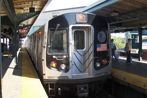 2 in Critical Condition After M Train Accident at Central Avenue Saturday