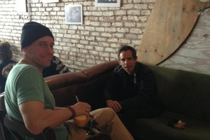 And Ben Stiller's Fave Bushwick Coffee Shop Is...Owl Juice Pub!