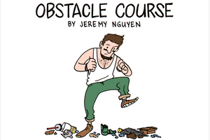 Bushwick Obstacle Course [Comic]