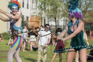 Enjoy Some Mead and Knockerball at the New Amsterdam Festival in Ridgewood This Weekend