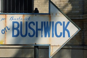 #BushwickDaily Insta-Takeover: Paint Pops and Tim Waltman Sees Bushwick From Different Directions