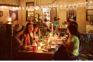 Secret Dining Series 'At The Brickyard' Brings Extraordinary Experience