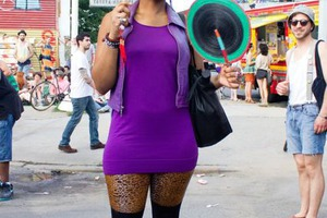 In Conversation with Attractive Strangers: Bushwick Street Style
