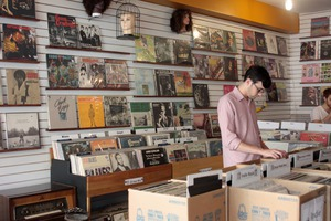 New Record Store Human Head Has Awesome Collection at Awesome Prices
