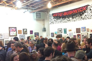 TGIF: Arts in Bushwick is Making History this Sunday