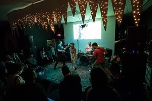 East Williamsburg Venue, Shea Stadium, Launches a Kickstarter to Fund a Reopening
