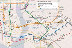 The E Train in East Williamsburg Could Be Our Saving Grace When the L Shuts Down