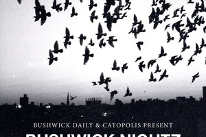 We're Launching a (Mildly Scandalous) Book of Stories About Bushwick on July 15!