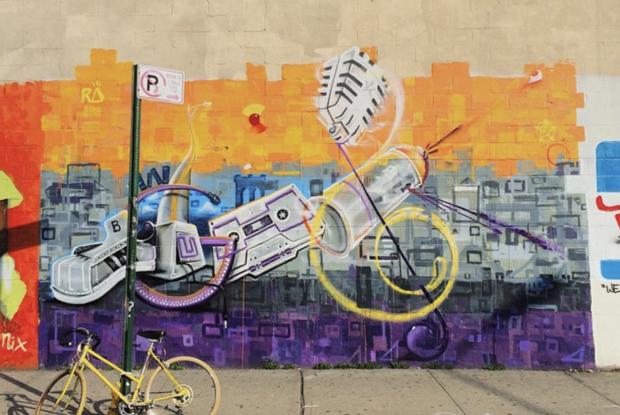 Bushwick Graffiti Tours Educate As Well As Piss Off