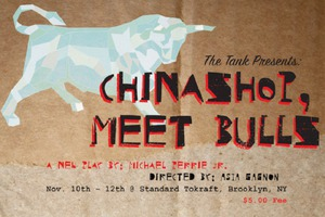 New Bushwick Play 'Chinashop, Meet Bulls' Promises to Be a Psychotic Mis-Adventure Comedy