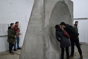 Speed-Dating with Art: Fast Times at Bushwick Beat Nite