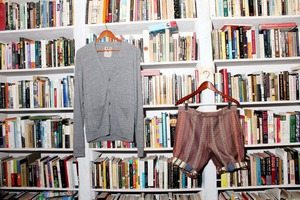Bushwick-Based Fashion Designer Presented 'Molasses Collection' Inspired by the Bookstore