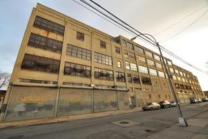 This Giant Ridgewood Warehouse May Soon Become Apartments