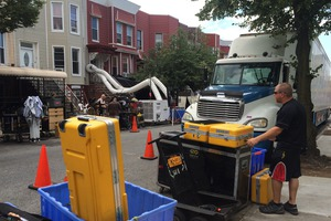 Upcoming TV Series 'Limitless' Filming in Bushwick