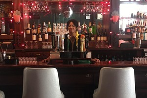 Cocktails for $7 at New Ridgewood Punk Bar, Planet X