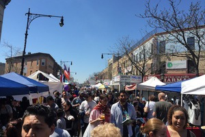 Myrtle Avenue Hosts Its Annual Family-Friendly Spring Festival This Sunday