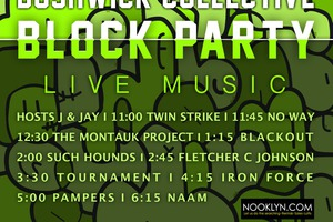 Bushwick Block Party Announced its Lineup. Man, We Can't Wait for June!
