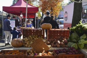 The Season's Final Bushwick Farmers' Market Offers Rare Food Finds