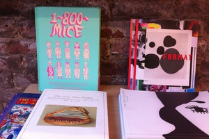 Regardless of Your Hair Color: Blonde Art Books Opens in Bushwick!