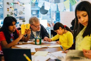 Support This Documentary About Bushwick's Innovative School, Still Waters In A Storm!