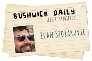 Artist FlashCard: Ivan Stojakovic, Industrial Gardener