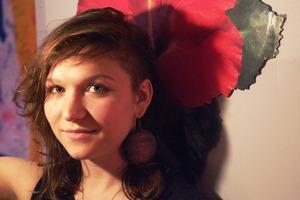 Karen O's Virgen. Nadia Hulett.