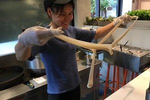 Women-Owned Xi'an Town Brings Hand-Pulled Noodles to Williamsburg