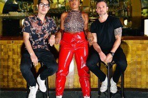 "Local Disco Trio, Escort, Welcomes New Lead Singer, Nicki B, for Their Third Album ""City Life"""