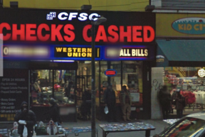 A Man Was Shot on Black Friday at a Bushwick Check Cashing Place