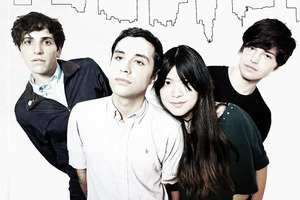 The Pains of Being Pure at Heart will play in Bushwick on Sunday. You are invited!