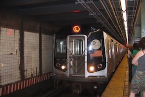 Luxury L Train Shutdown Alternative Takes an 'L' from Transit Advocates