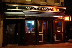 Little Whiskey: Where Bros and Hipsters Mingle While Catching a Game