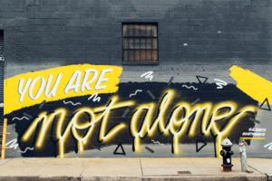 New Bushwick Murals Send a Powerful Message About Mental Health Awareness