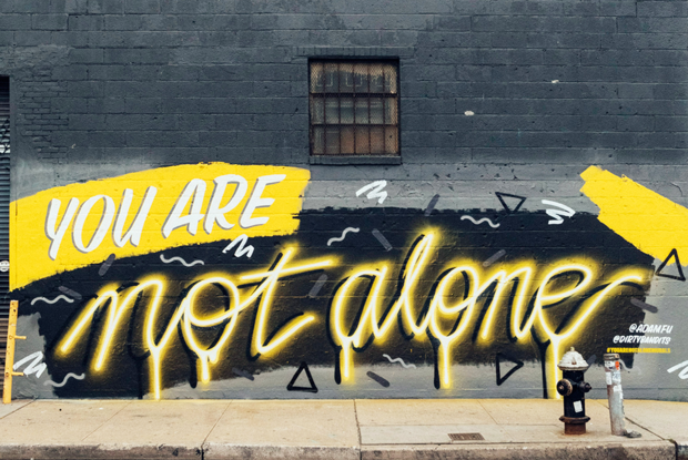 New Bushwick Murals Send a Powerful Message About Mental Health Awareness