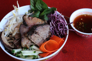 Celebrate Lucy's Vietnamese Kitchen's Second Anniversary at Talon Bar This Weekend